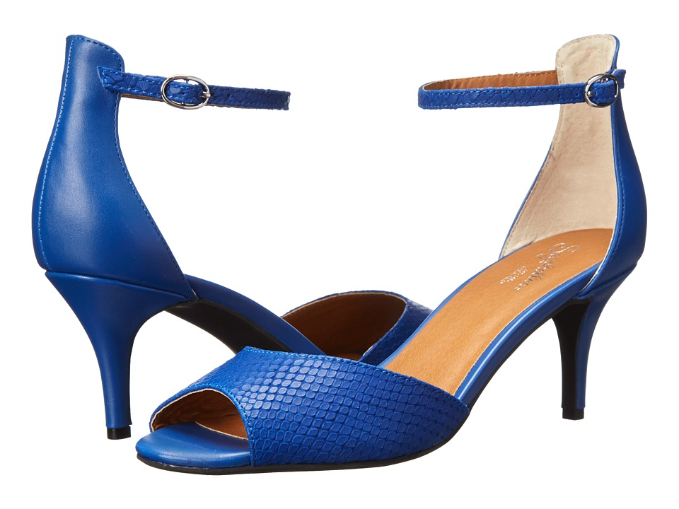 Seychelles - Hazel (Electric Blue) High Heels