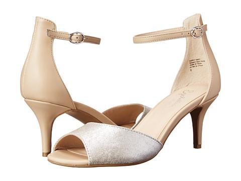 Seychelles - Hazel (Silver/Taupe) High Heels