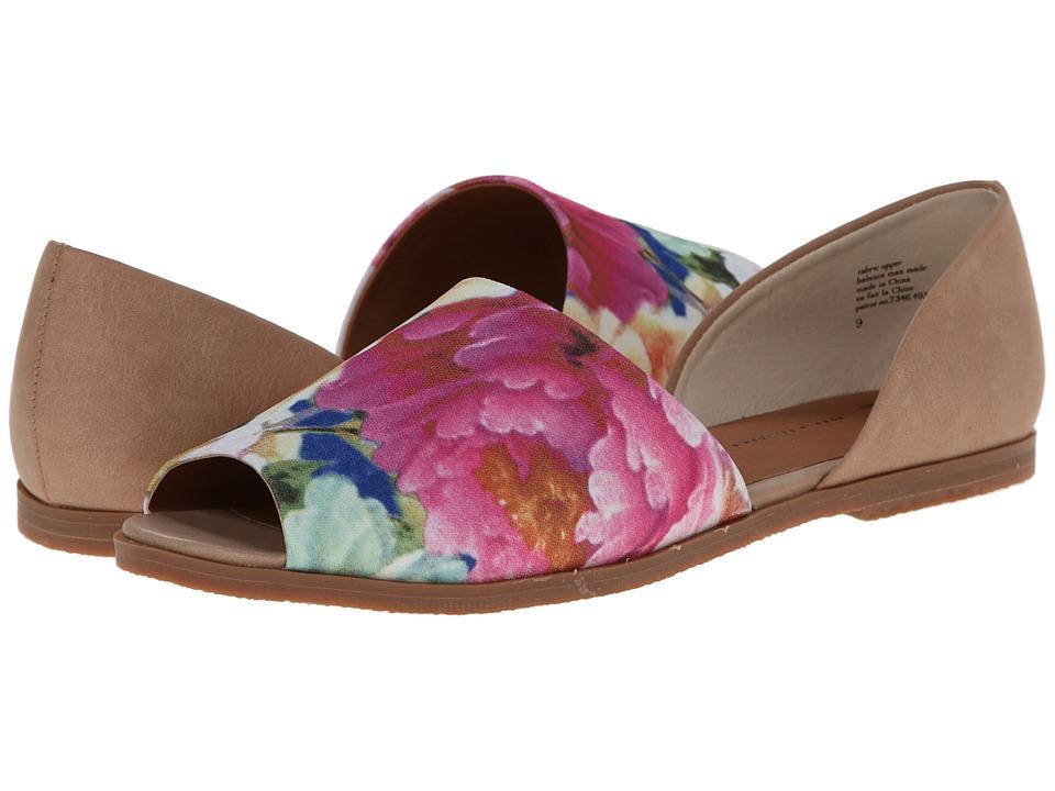 BC Footwear - Bobtail (Fuchsia Floral) Women's Sandals