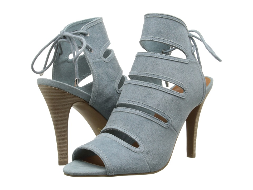 Seychelles - Play Along (Light Blue) High Heels