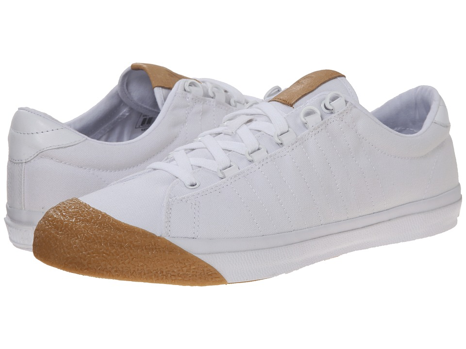 K-Swiss - Irvine T (White/Dark Gum) Men