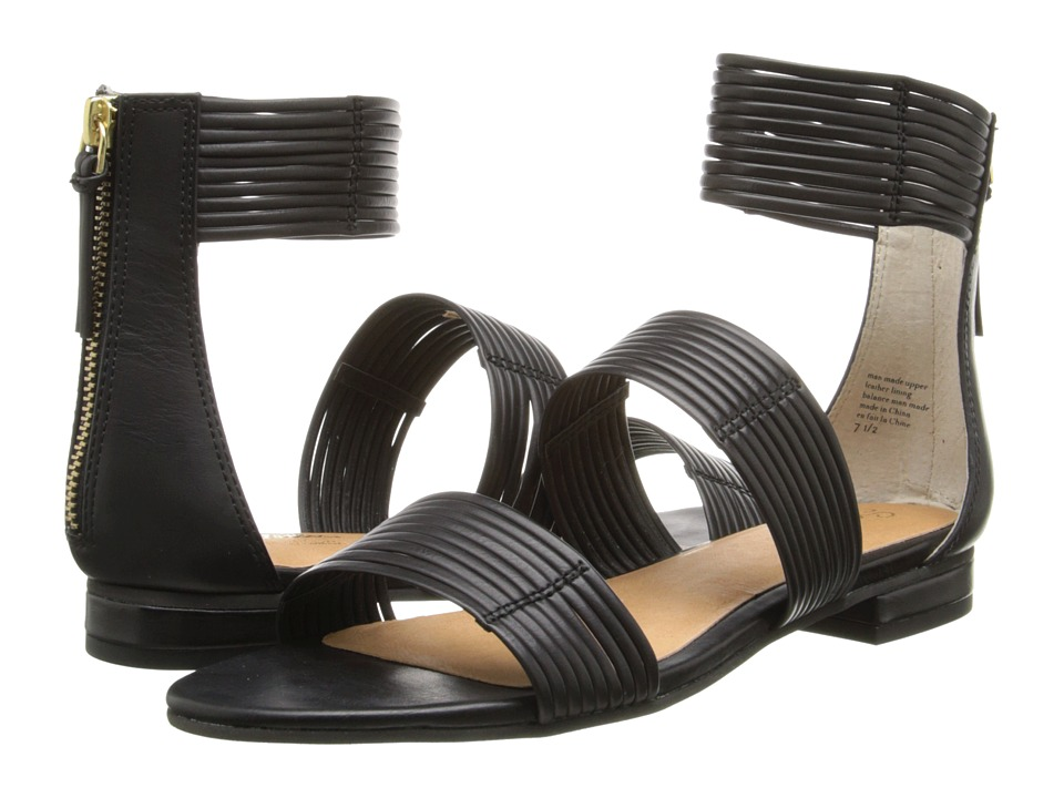 Seychelles - Corona (Black/Black) Women's Sandals