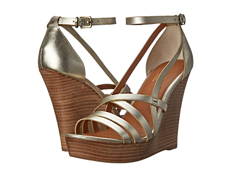 Seychelles - Planetary (Platinum) Women's Wedge Shoes