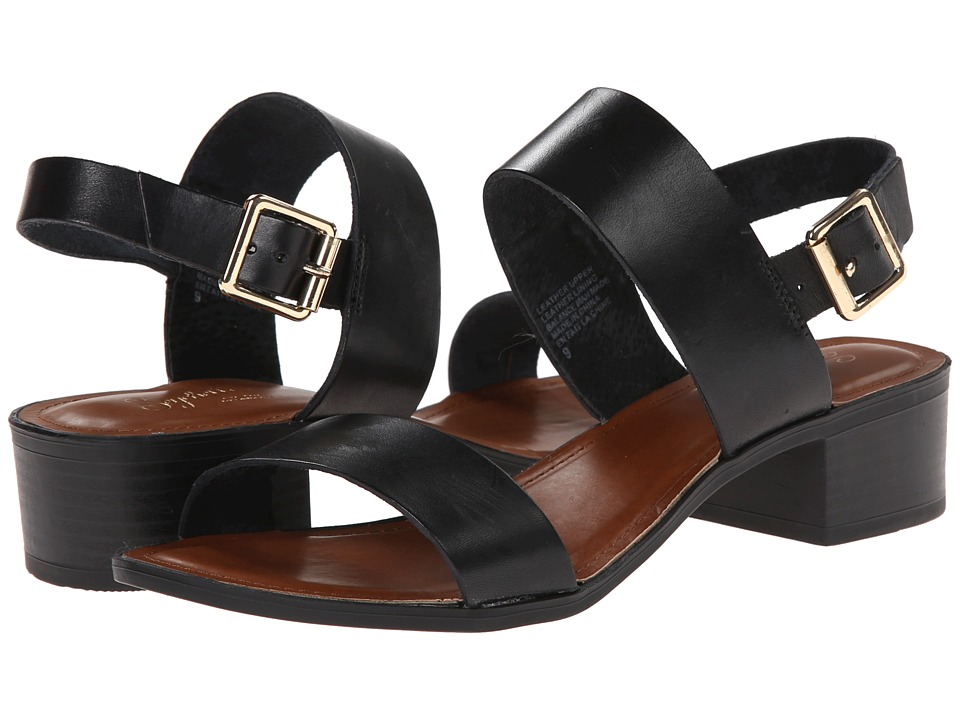 Seychelles - Cassiopeia (Black) Women's Sandals