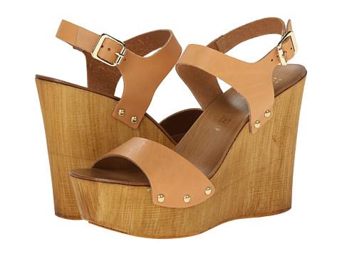 Seychelles - Carina (Tan) Women's Wedge Shoes