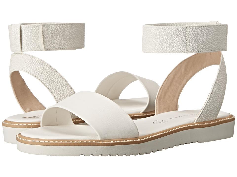 BC Footwear - Jaguar (White) Women's Sandals