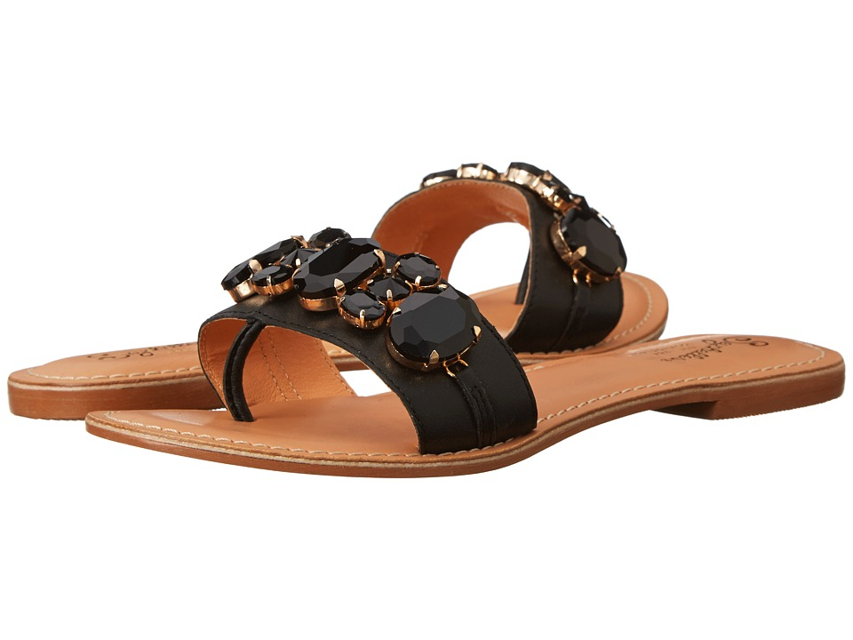 Seychelles - Aries (Black) Women's Sandals