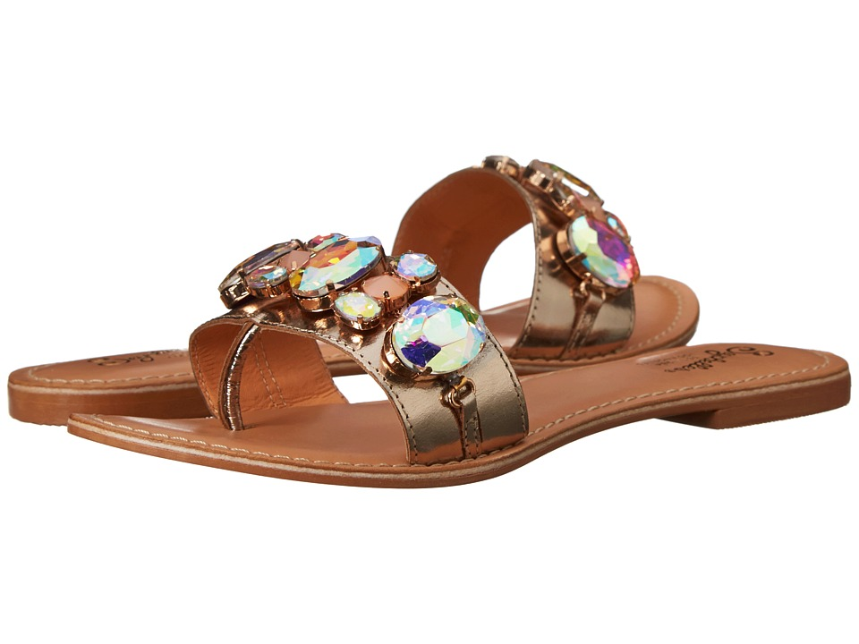 Seychelles - Aries (Light Gold) Women's Sandals