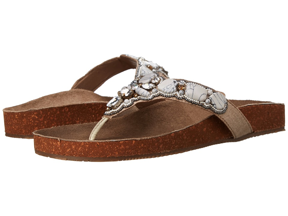 Seychelles - Gemini (Bone/Shell) Women's Sandals