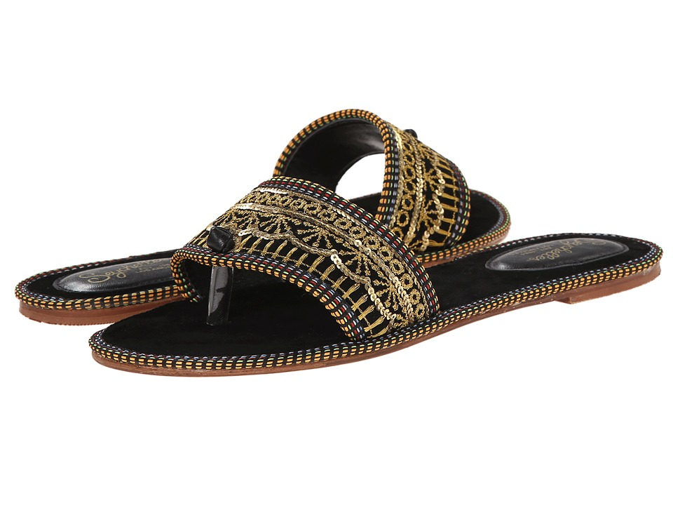 Seychelles - Leo (Black) Women's Sandals
