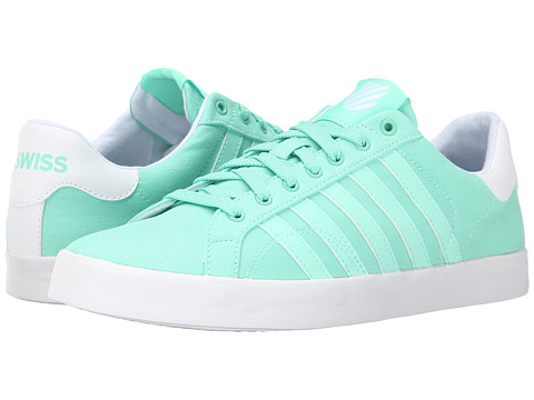 K-Swiss - Belmont SO T (Cabbage/White) Women