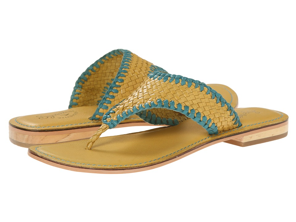 Seychelles - Libra (Yellow) Women's Sandals