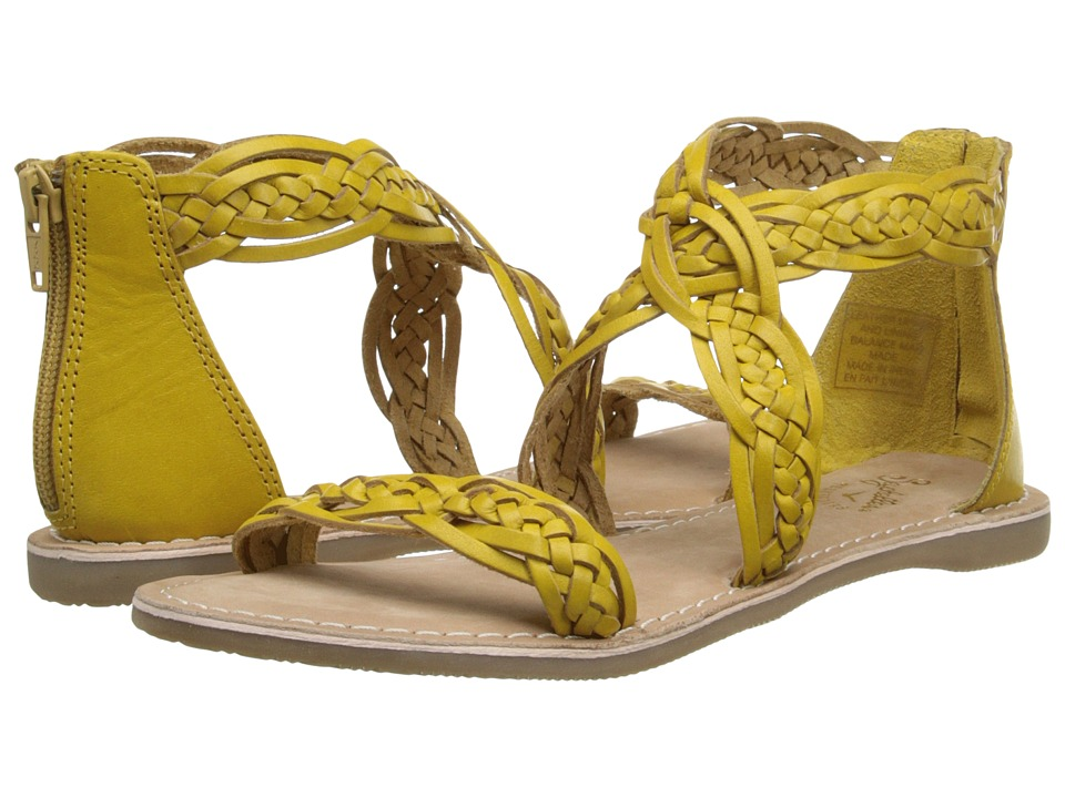 Seychelles - Scorpio (Yellow) Women's Sandals