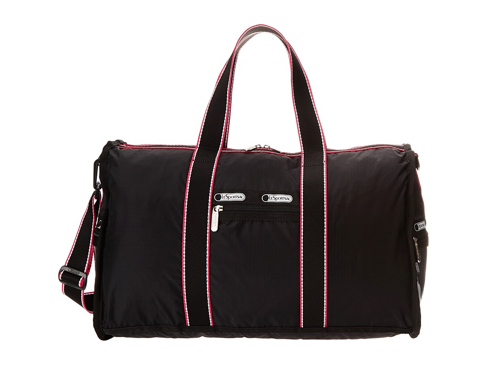 LeSportsac Luggage - Gym Duffel (Black Fit) Duffel Bags
