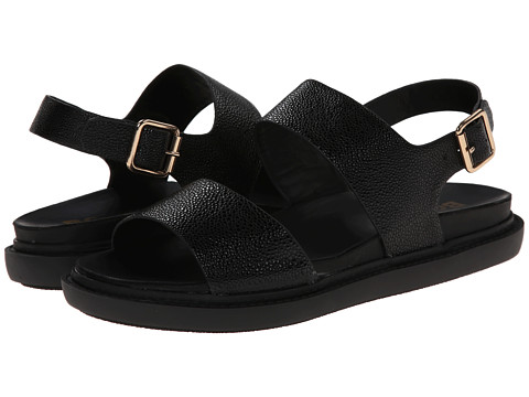 BC Footwear - Out The Window (Black Stingray) Women's Sandals
