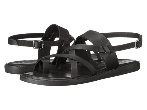 BC Footwear - Ragdoll (Black) Women's Sandals