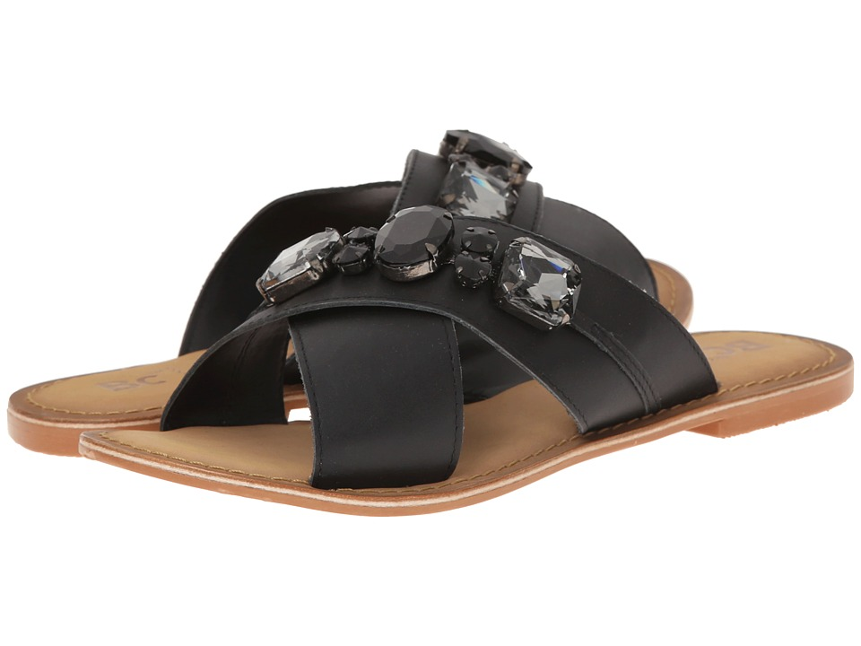 BC Footwear - Sphynx (Black) Women's Sandals