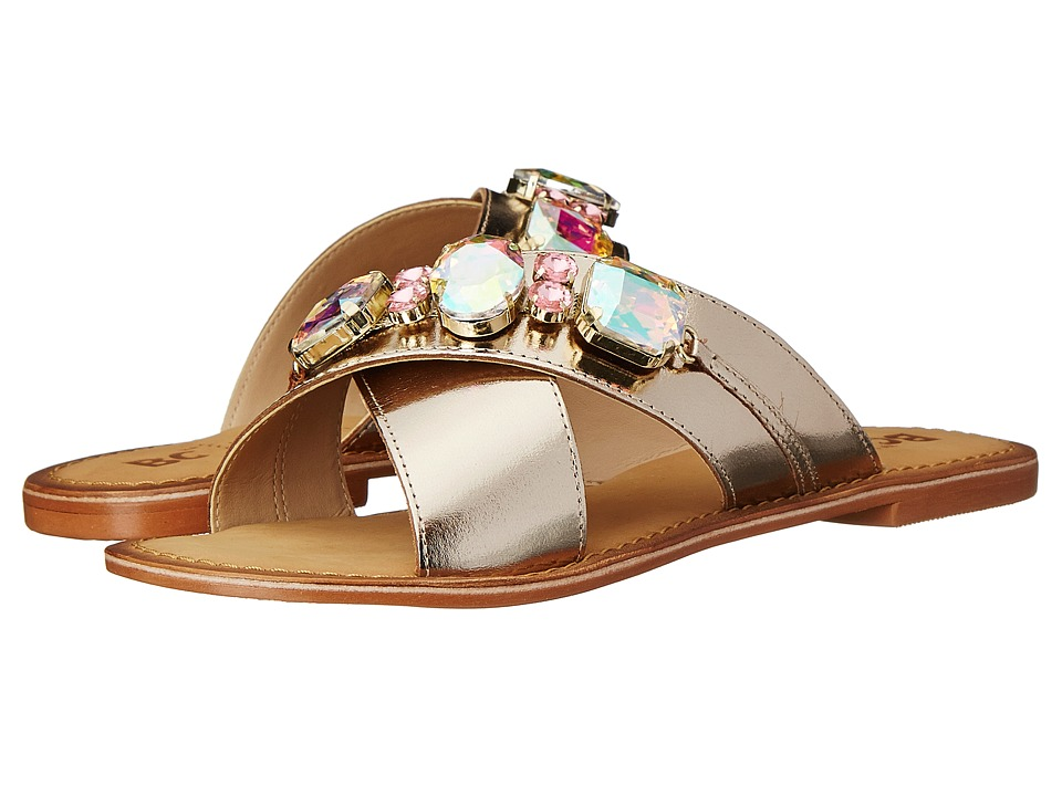 BC Footwear - Sphynx (Light Gold) Women's Sandals