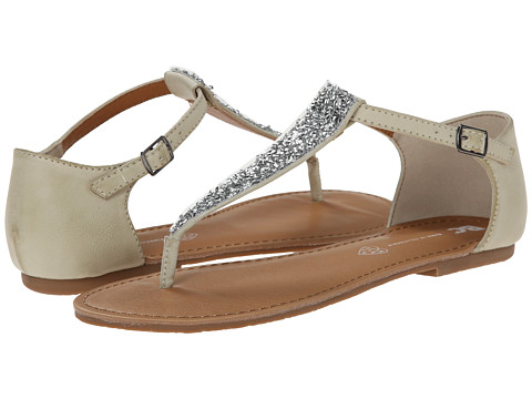 BC Footwear - Tabby (White) Women's Sandals