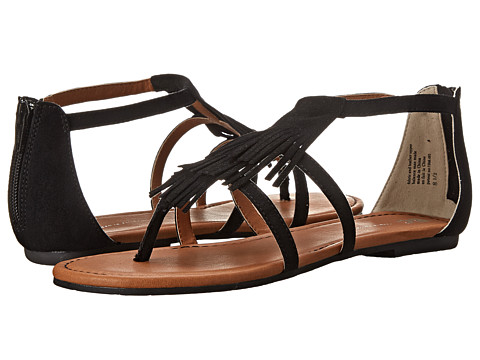 BC Footwear - Maltese (Black) Women's Sandals