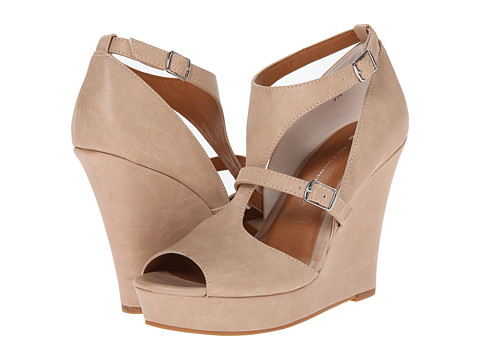 BC Footwear - Lionness (Nude) Women's Wedge Shoes