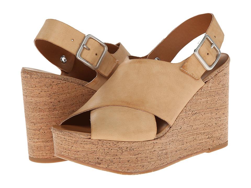 BC Footwear - Cougar (Tan) Women's Wedge Shoes