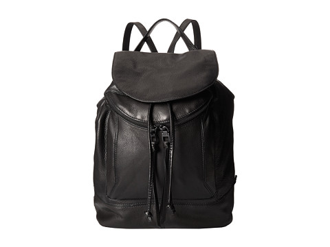 Kooba - Steinbeck Backpack (Black) Backpack Bags