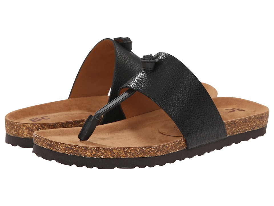 BC Footwear - Lynx (Black) Women's Sandals