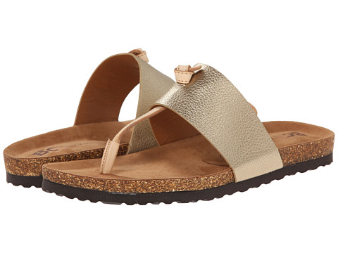 BC Footwear - Lynx (Light Gold) Women's Sandals