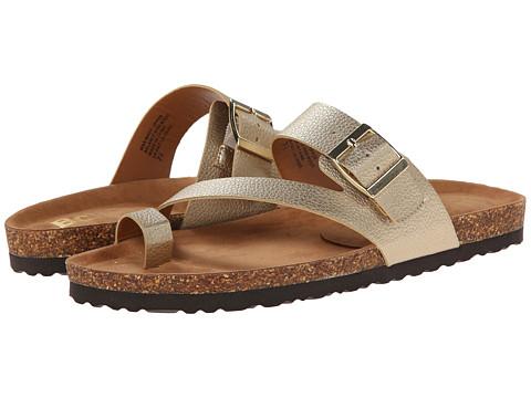 BC Footwear - Boxer (Gold) Women's Sandals