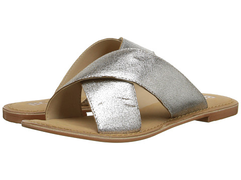 BC Footwear - Dear (Silver Metallic) Women's Sandals