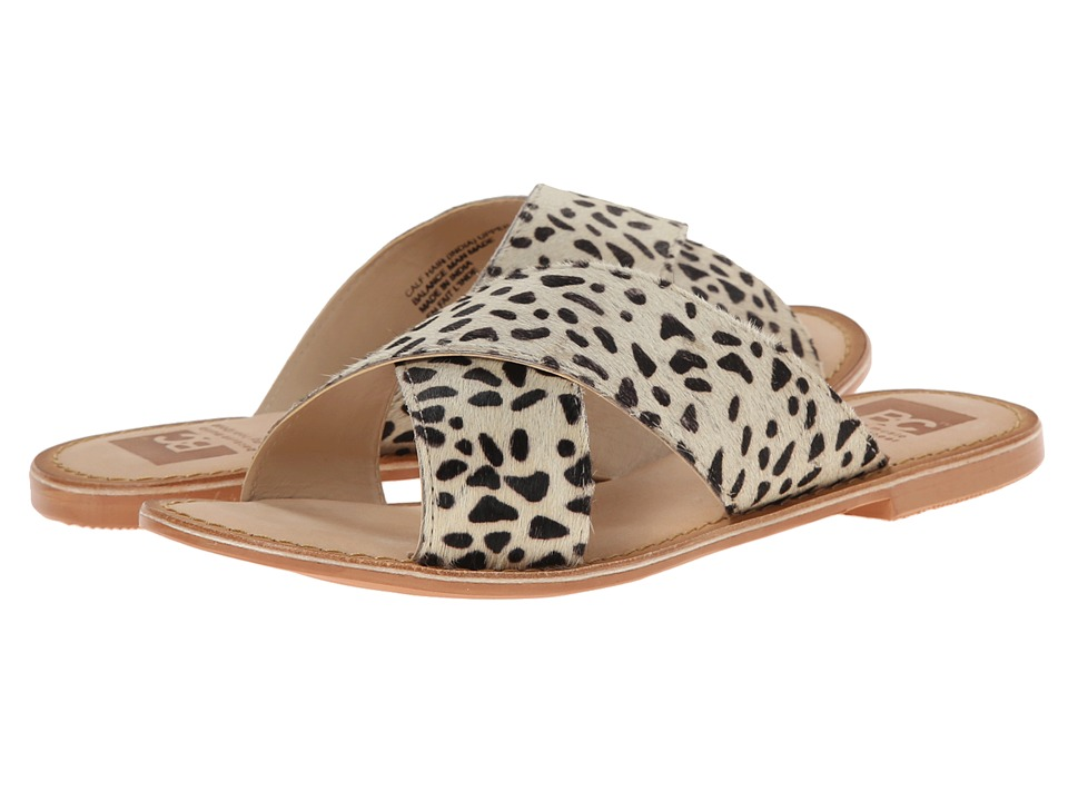 BC Footwear - Dear (Cheetah Ponyhair) Women's Sandals