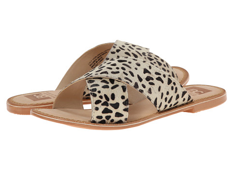 BC Footwear - Dear (Cheetah Ponyhair) Women's Sandals