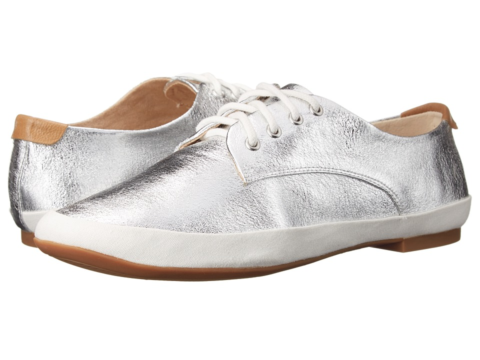 BC Footwear - Unicorn (Silver Metallic) Women's Lace up casual Shoes