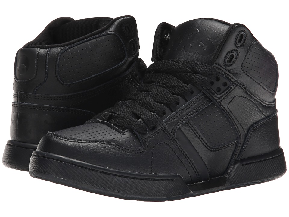 Osiris Kids - NYC83 Kids (Little Kid/Big Kid) (Black) Boys Shoes
