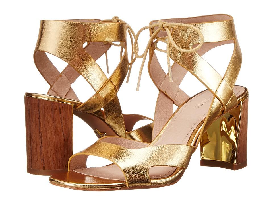 Pour La Victoire - Parsa (Gold Metallic) High Heels