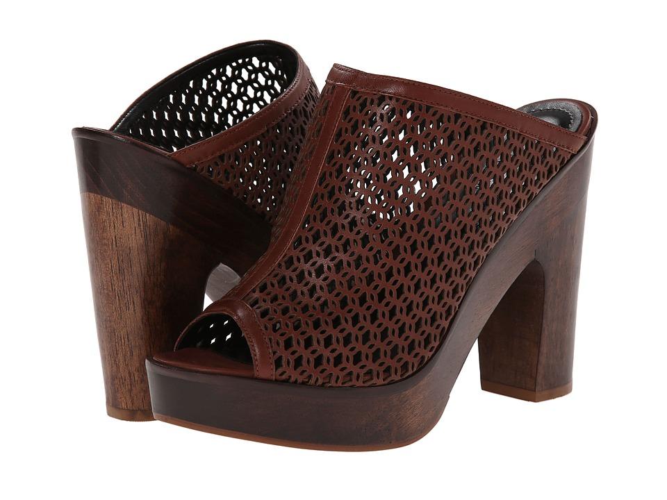 Pour La Victoire - Sanya (Rust Calf) High Heels