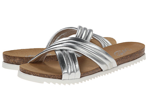 Seychelles - Dusk (Silver Leather) Women's Sandals