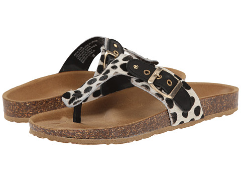 Seychelles - Halcyon Days (Cow Print Ponyhair) Women's Sandals