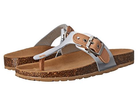 Seychelles - Halcyon Days (Silver Mirror Metallic) Women's Sandals