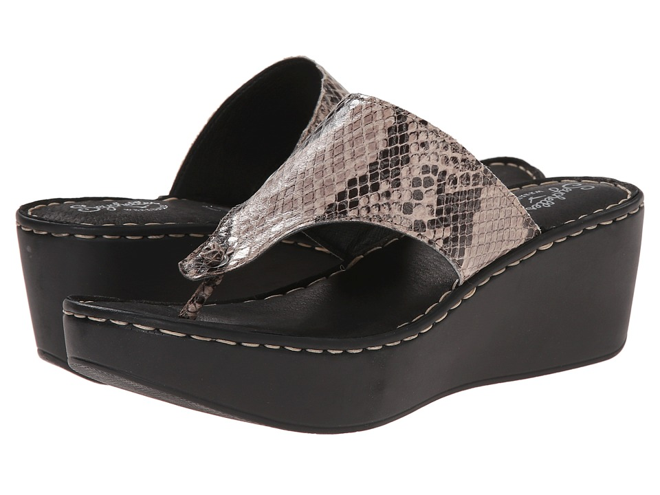 Seychelles - Essential (Natural Python) Women