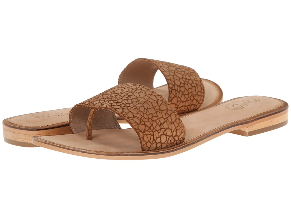 Seychelles - Smooth Operator (Tan Crackle) Women's Sandals