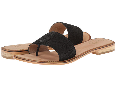 Seychelles - Smooth Operator (Black Crackle) Women's Sandals