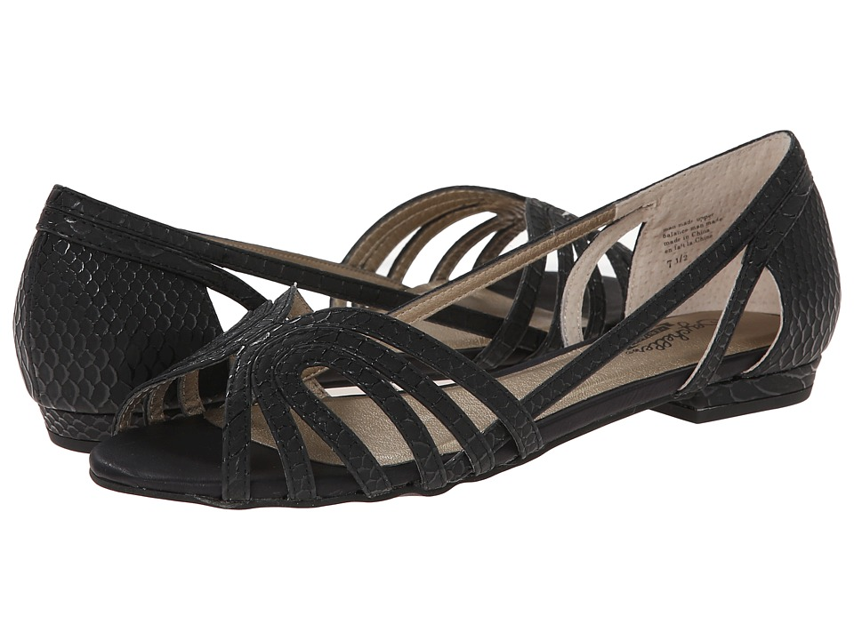 Seychelles - Would I Lie? (Black) Women's Flat Shoes