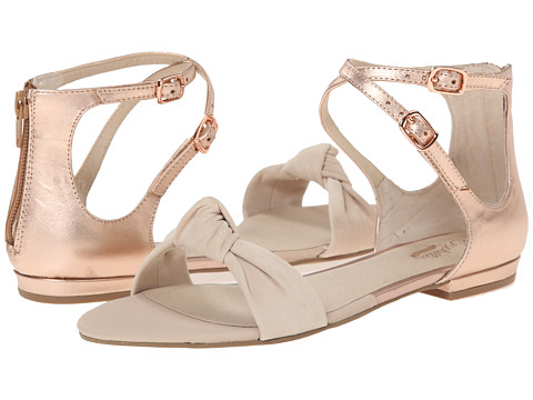 Seychelles - I've Got A Secret (Nude/Rose Gold) Women's Sandals