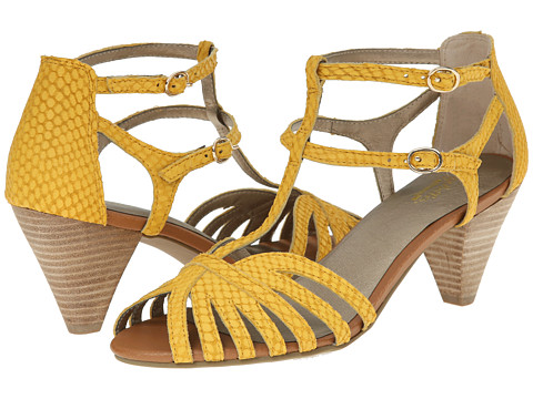 Seychelles - Quiz Show (Mustard) High Heels