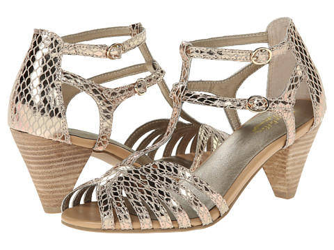 Seychelles - Quiz Show (Gold) High Heels