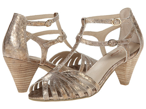 Seychelles - Quiz Show (Rose Gold Snake) High Heels