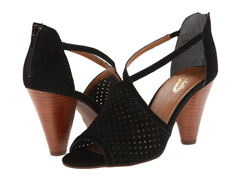 Seychelles - Gamble (Black) High Heels