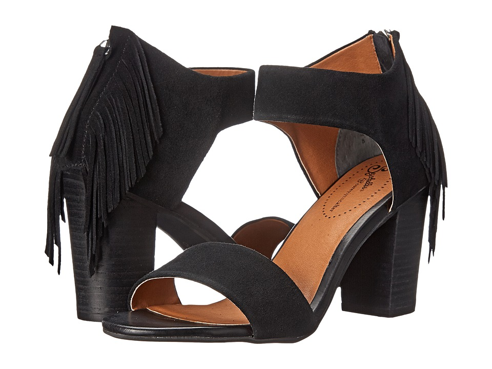 Seychelles - Hello Lovely (Black) Women's Shoes